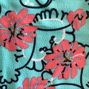 XL LuLaRoe Cassie Skirt NWT
